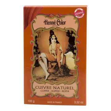 Henné Color Henna Měděná 100 g