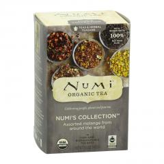 Numi Organic Tea Numi´s Collection, sada čajů 40,2 g, 18 ks
