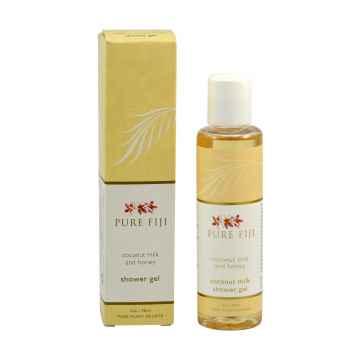 Pure Fiji Kokosový sprchový gel, mléko & med 90 ml