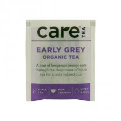 Care Tea Černý čaj Early Grey 1 ks, 2 g