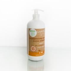 SANTE Šampon gloss bio pomeranč a kokos, Family 500 ml