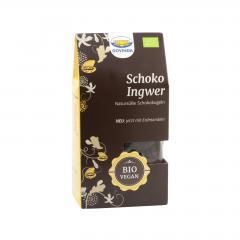 Govinda Datlové cukroví čokoládové se zázvorem, Bio 120 g