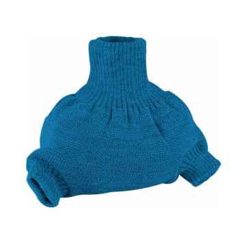 Disana Natahovací vlňáčky 74/80 1 ks, modrá