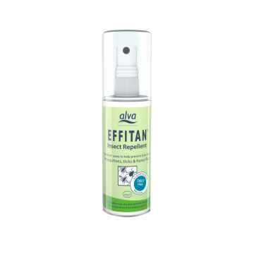 Alva Repelent proti komárům a klíšťatům Effitan 100 ml