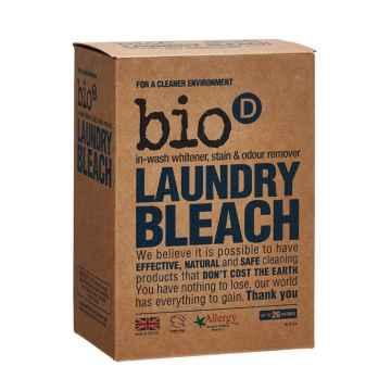 Bio-D Bělicí prostředek a odstraňovač skvrn 400 g