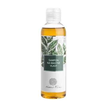 Nobilis Tilia Šampon regenerační se zeleným čajem 200 ml