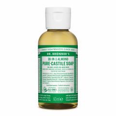 Tekuté universální mýdlo ALL-ONE!, Almond 60 ml
