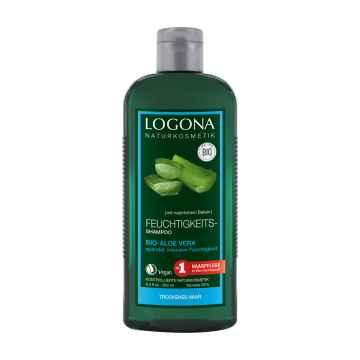 Logona Šampon hydratační, Bio Aloe 250 ml