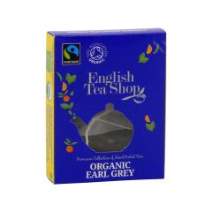 English Tea Shop Černý čaj Earl Grey, bio 2 g, 1 ks