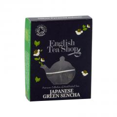 English Tea Shop Zelený čaj Sencha, bio 2 g, 1 ks