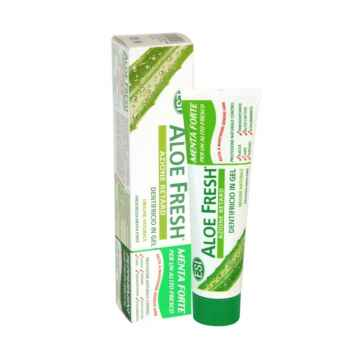 ESI Zubní gel Crystal Mint, Aloe Fresh 100 ml
