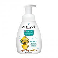 Attitude Dětská pěna do koupele s vůní hrušky 300 ml