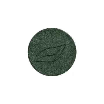puroBIO cosmetics Minerální oční stíny 22 Verde Muschio 2,5 g, náplň