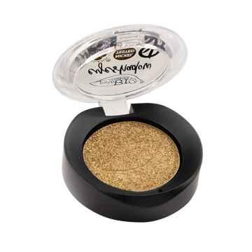 puroBIO cosmetics Minerální oční stíny 16 Brass 2,5 g