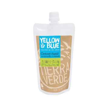 Yellow and Blue Octový čistič na sklo 250 ml