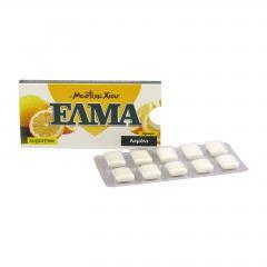 Chios GMGA Žvýkačky s mastichou Elma Lemon 10 dražé, 13 g