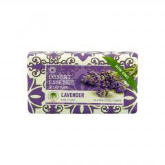Desert Essence Tuhé mýdlo levandule 142 g