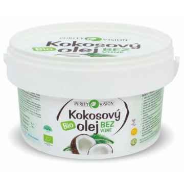 Purity Vision Kokosový olej bez vůně, bio 2,5 l