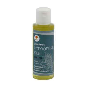 Libebit Hydrofilní mycí olej tea tree 120 ml