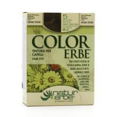 Color Erbe Barva na vlasy Tmavá blond 05, Natur 135 ml
