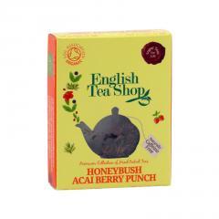 English Tea Shop Rooibos, punč s medovým květem a acai 1 ks, 9 g