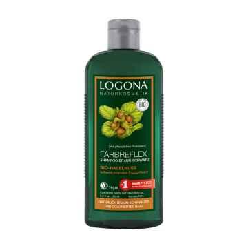 Logona Šampon pro barvené vlasy Ořech 250 ml