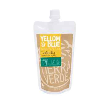 Yellow and Blue Leštidlo - Oplach do myčky nádobí 250 ml