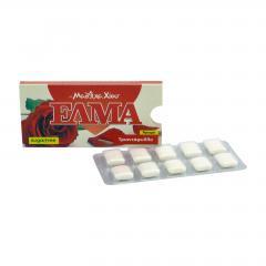 Chios GMGA Žvýkačky s mastichou Elma Rose 10 dražé, 13 g