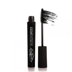 puroBIO cosmetics Řasenka pro větší objem 01 Black 10 ml