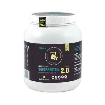 Balíček zdraví Superprotein se superfoods, vanilka, bio 1 kg