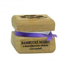 RaE Bambucké tělové máslo s levandulí 50 ml