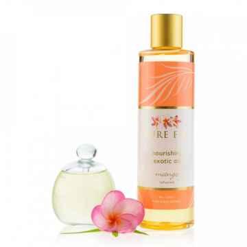 Pure Fiji Exotický masážní a koupelový olej, mango 236 ml