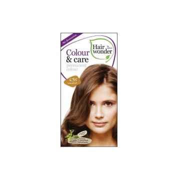 Hairwonder Dlouhotrvající barva oříšková 6.35 100 ml