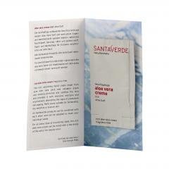 Santaverde Krém hutný, bez parfemace 2 ml