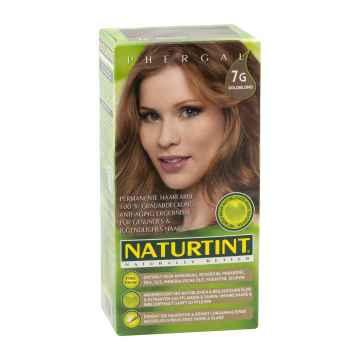 Naturtint Barva na vlasy 7G zlatá blond 165 ml