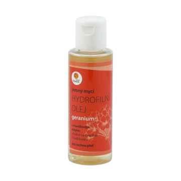 Libebit Hydrofilní mycí olej geranium 120 ml