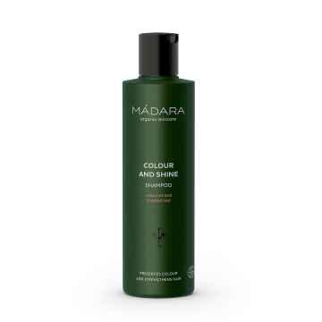 Mádara Šampon pro suché a barvené vlasy 250 ml