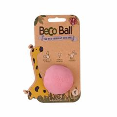 Beco Pets Beco Ball Small 1 ks, růžová