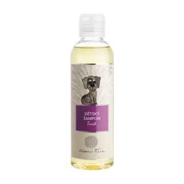 Nobilis Tilia Dětský šampon s medem a heřmánkem 200 ml