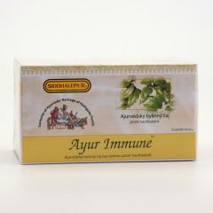 Siddhalepa Ayur Immune, ajuvérdský bylinný čaj 40 g, 20 ks