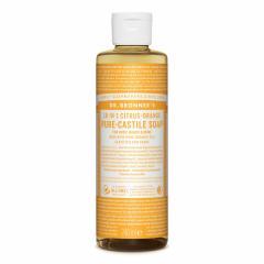 Dr. Bronner´s Tekuté universální mýdlo ALL-ONE!, Citrus-Orange 240 ml
