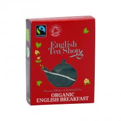 English Tea Shop Černý čaj English Breakfast, bio 2 g, 1 ks