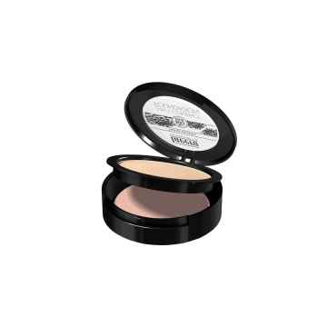 Lavera Kompaktní make-up 2v1 01 slonová kost, Trend Sensitiv 2014 10 g