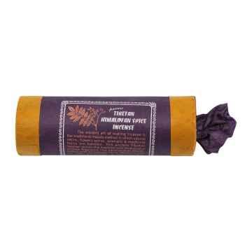 Mandala Art & Incense Vonné tyčinky tibetské Himalayan Spice 30 ks, stojánek