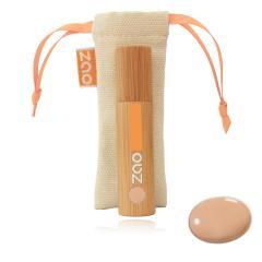 ZAO Tekutý rozjasňovač 723 Peach 5 ml bambusový obal