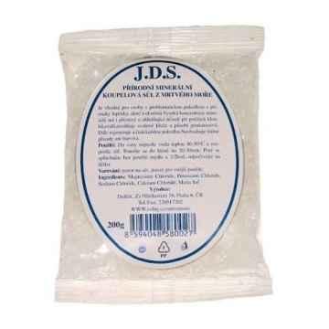 J.D.S. Koupelová sůl z Mrtvého moře 200 g