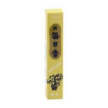 Nippon Kodo Vonné tyčinky japonské Morning Star Vanilla 50 ks
