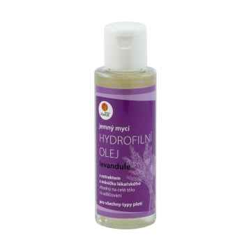 Libebit Hydrofilní mycí olej levandule 120 ml