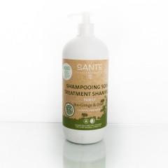 Santé Šampon ošetřující bio ginkgo a oliva, Family 950 ml