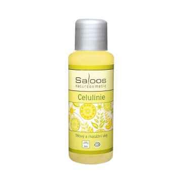 Saloos Masážní olej celulinie 125 ml